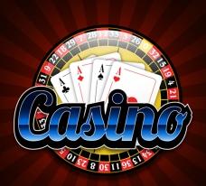 赌场游戏海报