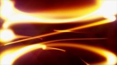 金色光线线条视频素材
