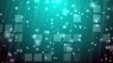 粒子方块视频背景