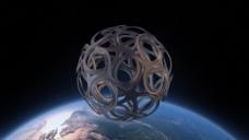 特殊球状铁框