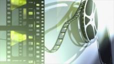 电影胶卷视频素材