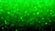 绿色粒子特效视频素材
