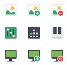 图片技术媒体图标