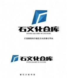 石文化仓库logo