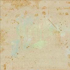复古金粉水彩水墨高清溶图背景图