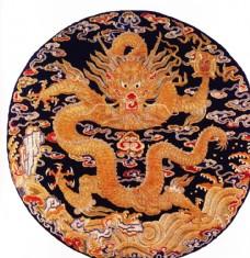 龙图腾传统纹样