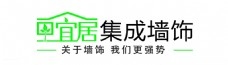 甲宜居Logo设计