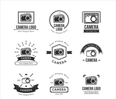 影楼商标摄影工作室标志