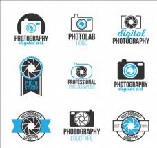影楼摄影工作室标志商标
