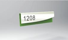 门牌标识 标识牌