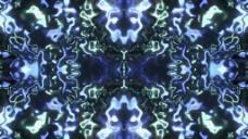 抽象波纹元素视频背景