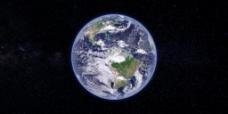 地球元素视频设计