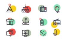 MBE彩色icon小图标