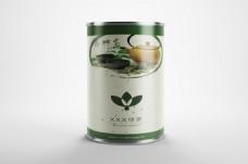 茶叶罐装包装设计