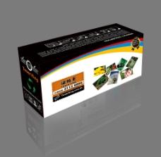 新做包装盒硒鼓包装设计
