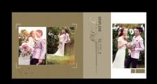 婚纱相册模板
