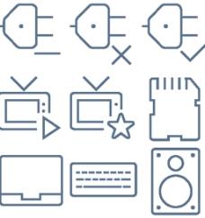键盘小图标