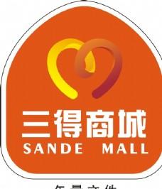 三得商城logo