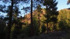 自然风景大山视频