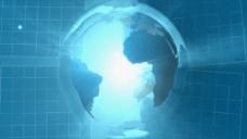 地球元素广告视频背景
