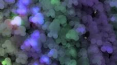彩色光斑视频素材