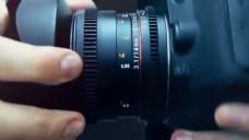 单反卡片相机拍摄