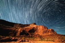 沙漠天空大气背景素材