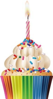 生日蛋糕png免扣元素