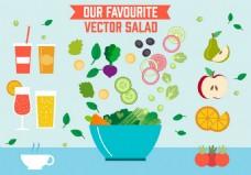 健康营养食材