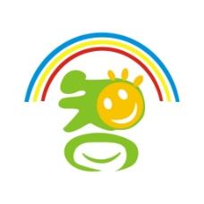 幼儿园logo设计园徽标志标识