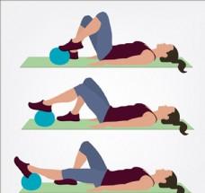 理疗运动插图