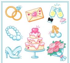各种婚礼婚庆元素