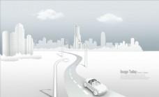 3D城市建筑