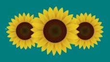 卡通花卉视频素材