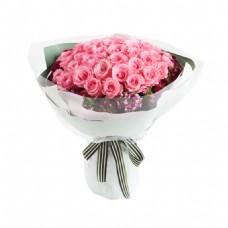 玫瑰花束png免扣元素