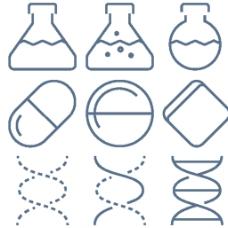 遗传学小图标
