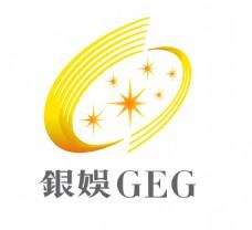 銀河娛樂logo