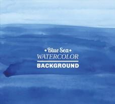 蓝色背景 蓝色海洋背景
