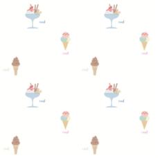可爱冰淇淋背景图