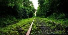 铁轨  风景