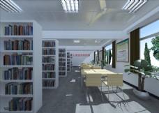 中学阅览室