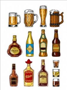 啤酒威士忌插图