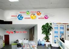 规划局企业文化形象墙