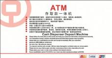 中国银行 ATM