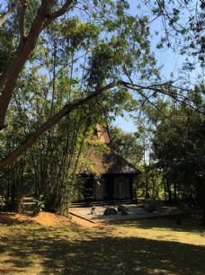 泰国清莱黑庙