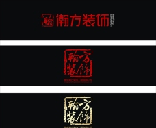 瀚方装饰Logo