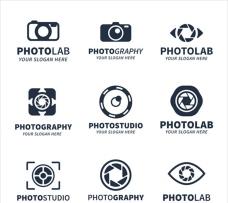 影楼摄影工作室商标标志