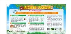 防蚊灭病宣传板报