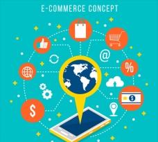 手机网络在世界各地购物