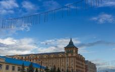 内蒙古街景
